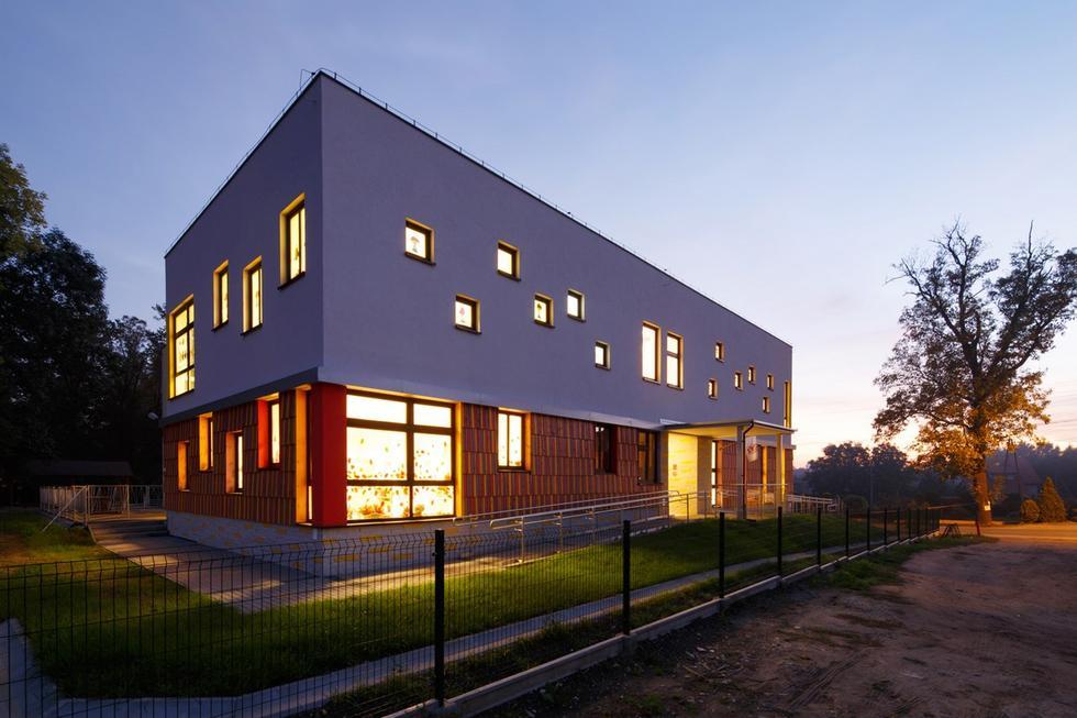 Przedszkole w Ćwiklicach na Śląsku