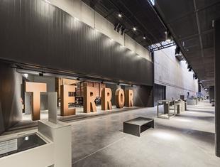 O projekcie wystawy w Muzeum II Wojny Światowej Benoît Remiche i Christophe Gaeta