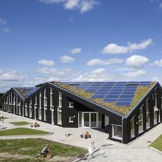 Uczyć się od Danii - przedszkole w standardzie budynku aktywnego