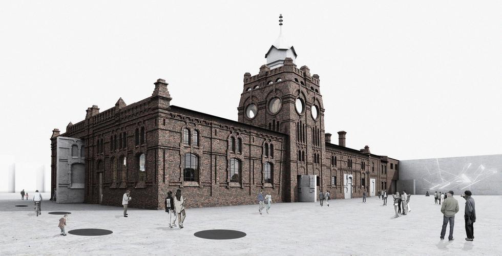 KWK Promes zaprojektuje galerię w Ostrawie