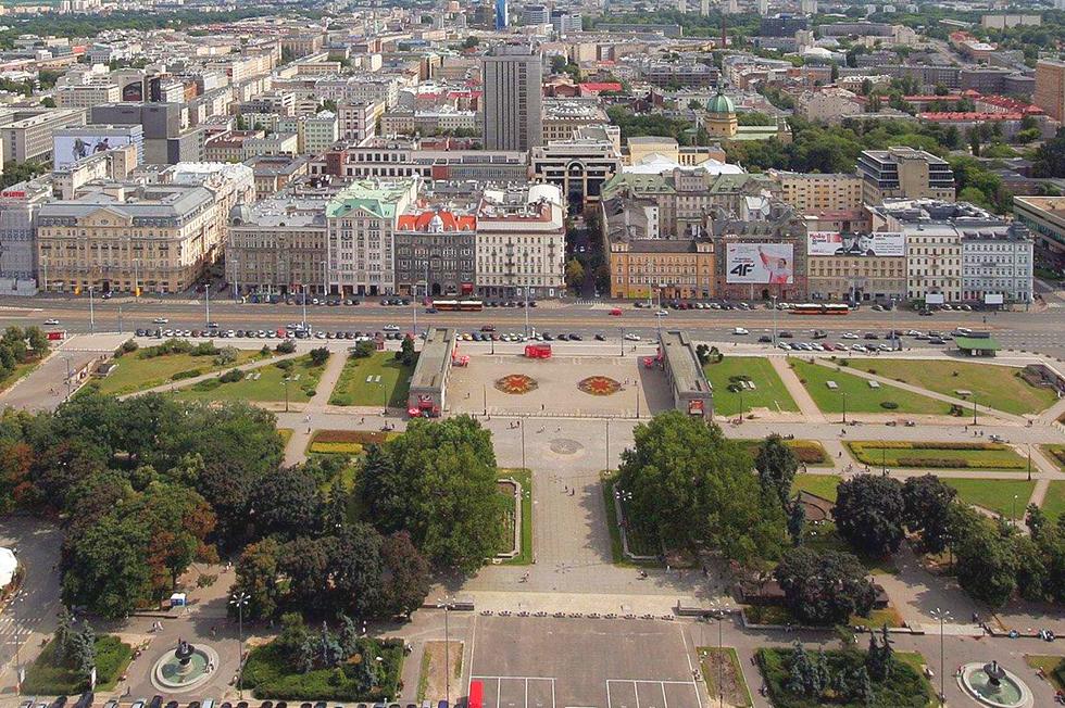 """""""Aorta Warszawy""""?"""