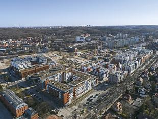 Kompleks mieszkaniowo-biurowy Garnizon w Gdańsku